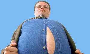 โรคอ้วนเพิ่มความเสี่ยงของโรคหัวใจและมันไม่สำคัญว่าคุณเป็นผู้ชายหรือผู้หญิง าว เด
