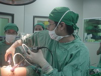 การผ่าตัดเอาไต